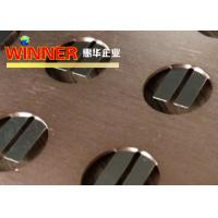 China 18650 6s8p Copper Nickel Connector Good Spot Welding Performance Easy Processing on sale