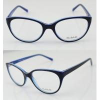 Best Light Youth Glasses Frames , Acetate Spectacle Frames For Women wholesale