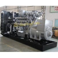 China 1200KW Perkins electrical generators on sale