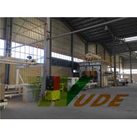 China Melamine Laminated Particle Board Lamination Machine High Efficiency Automatic on sale