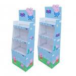 Best Toy Packaging Custom Cardboard Display Boxes Beautiful Corner Design wholesale