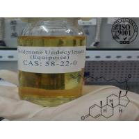 Best Yellow Liquid EQ Boldenone Undecylenate Muscle Growth Steroids Equipoise wholesale