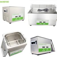 Stainless Steel Tray And Cover Heater And Timer Digital Ultrasonic Cleaner