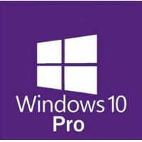 Best Online Download Microsoft Windows 10 Pro License Key Product Code 32/ 64 Bit wholesale