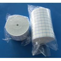 China Wound dressing tape Hypoallergenic fixation tape Fixation Roll customized size on sale