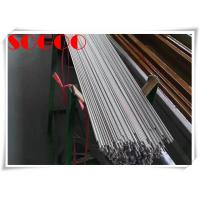 Best 8×1.5mm Seamless Monel Alloy 400 Capillary Tube 1-29mm OD For Marine Processing wholesale