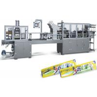China Multi Functional Blister Card Packing Machine Toothbrush Form Fill Seal Machine on sale