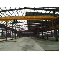 China Easy Operated Skillful Manufacture Modern Design LD Model 5Ton Electric Overhead Crane on sale
