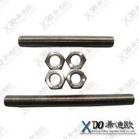 Best China Hastelloy C276 high quality stainless steel stud full thread bolt wholesale