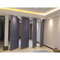 Best Exterior And Interior Frame Glass Glazed Partition Door For Office Sound Insulation wholesale