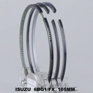 Best Foward FRS12 Truck Engine Parts / Power Seal Piston Ring Set Isuzu 6BG1 1-1212-065-0 wholesale