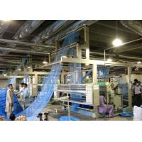 Best Low Tension Cloth Stenter Finishing Machine For  Mosquito - Net Stretching / Heat Setting wholesale