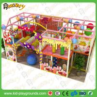 China CE standard metal playground equipment soft playground  for Supermarket and  family park on sale