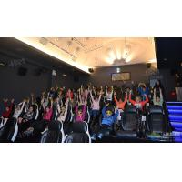 Buy cheap Amazing 5D Interactive Theater Mini Cabin Cinema Luxury Seats / 5D Cinema from wholesalers