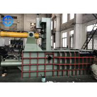 Best Full Automatic Scrap Metal Press Machine Scrap Steel Baler Simple Operate wholesale