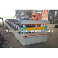 Best Customized Corrugated Roll Forming Roofing Machine For Wall Panel Maker 50Hz wholesale