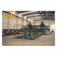 Buy cheap 30mm Copper Rod Upward Casting Machine 350 Kwh/Ton With Automatic Coiling product