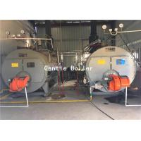 China High Combustion Efficiency Industrial Steam Boilers 30m2 Boiler Heating Area on sale