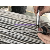 Buy cheap Straight Heat Exchanger Tube ASTM A213 / ASME SA269 TP304 Boiler Tube 8 * 1 * 6M from wholesalers