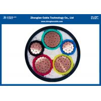 China PVC Armoured Cable , Multi Core Copper Cable Rated Voltage 0.6/1kV (CU/PVC/LSZH/STA) on sale