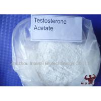 High Purity Synthetic Muscle Anabolic Steroids Test Acet Testosterone Acetate With USP