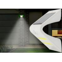 China Exterior Security Solar Motion Wall Light PIR Inductive Lighting System on sale