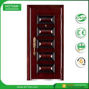 Best Main Entrance Exterior High Security Steel Door, Steel Security Door wholesale
