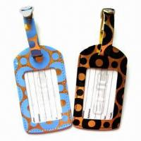 Best Plastic Luggage Tags with Personal Decorations and Nominal Quotation wholesale