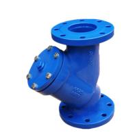 China Water Oil And Gas Y Strainer Filter Pressure Relief Valve Small Resistance on sale