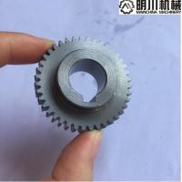 Best Natural Color 1045 Steel Spur Gears 45C Material With Heat Treatment ISO9001 wholesale