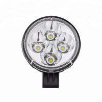 China 12W LED work light with 4pcs*3w High-power Epistar LED with Flood beam and Pencil beam for Off road vehicle on sale