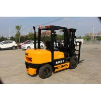China Manual Diesel Truck 3.5 Ton Heavy Duty Forklift Truck on sale
