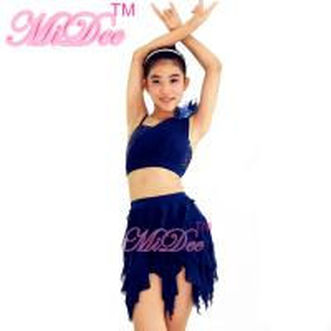 Best Soft Mesh Spiral Skirt Dianogal Sequins Top One Shoulder Belly Dancing Clothes wholesale