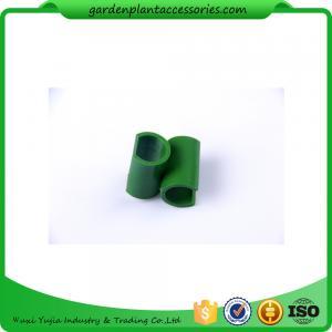 Best 8mm Reusable Garden Cane Connectors Green Color Long Lasting wholesale