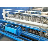 Best Fully Automatic Welded Wire Mesh Machine , Roof Mesh Panel Welding Machine wholesale