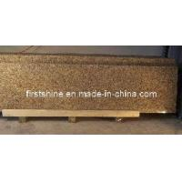 China Vanity Top / Giallo Veneziano Granite on sale