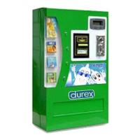Best Space Saving Automated Vending Machine For Selling Condom / Cigarette Cash Operated wholesale