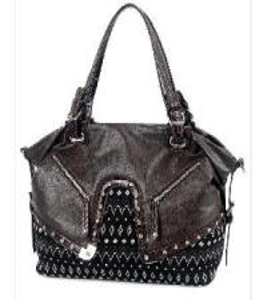 Best Sweater Split Joint Leather/PU Lady Handbag (H1253) wholesale