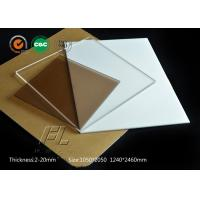 Best Clear ESD Polycarbonate Sheet With The Change Of Visual Fog Not Obvious wholesale