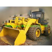 China Diesel Compact Wheel Loader 3090mm LW500KL / 3 m³ , 17.4t Payload wholesale
