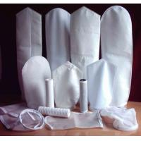Buy cheap Poly propylene filter bags for press filter from wholesalers