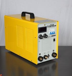 China Eleletric Mosfet TIG Inverter Welder , Single Phase Welding Machine 0.73PF on sale
