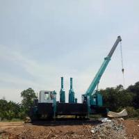 Best Mini Pile Driving Equipment Customized Color Environmental Protection wholesale