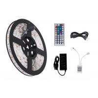 Best Outdoor Led Tape Lights Waterproof , 5050 Led Strip Lights With Remote wholesale