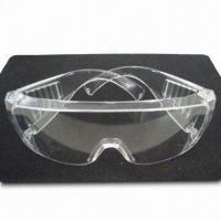 Best Safety Goggles, Made of PVC, CE Certified wholesale