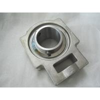 China ABEC-3 V3 Insert Stainless Steel Pillow Block Ball Bearings SS UCT - 210 J on sale