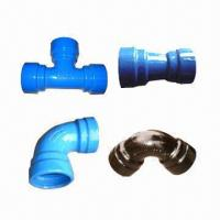 Best Socket Pipe Fittings, Made of Ductile Iron wholesale
