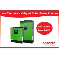 China 600W / 1500W / 4000W Solar Energy Inverters for Solar Power System , 0℃-55℃ Operating Temp on sale