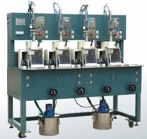 China Swing Shafts Polishing Machine (JP0.5) on sale