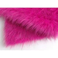 China Fake fur,high pile plush,faux fur,artificial fur on sale